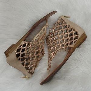 Ladies Zigi Soho Melaa sandals sz 8.5 great cond